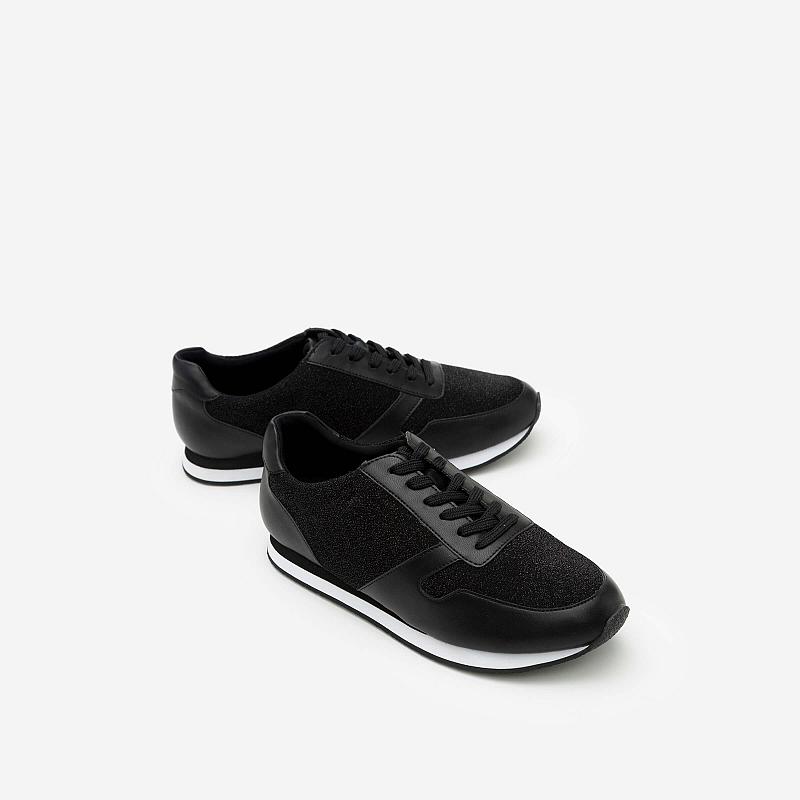 Giày Sneaker SNK 0001 – Màu Đen