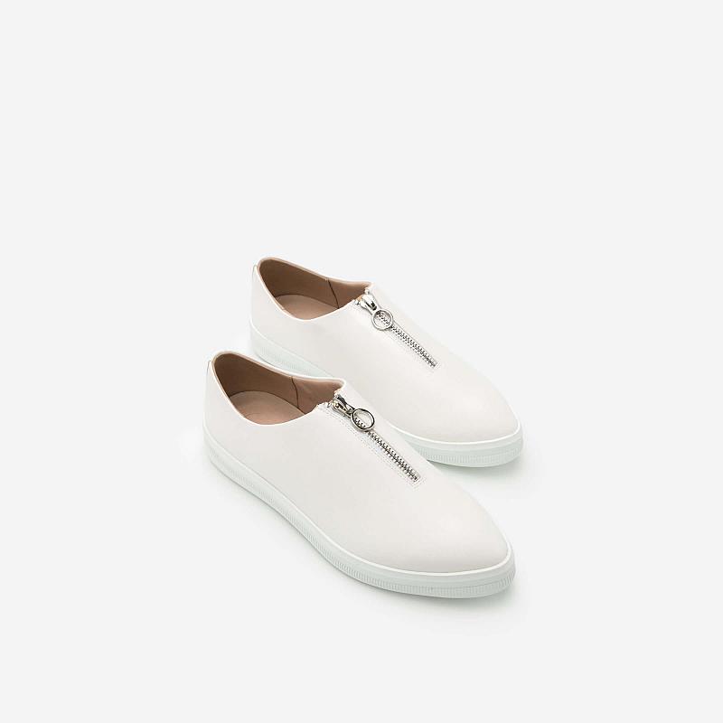 Giày Sneaker SNK 0002 – Màu Trắng