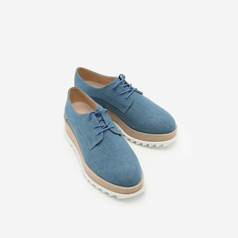 Giày Sneaker SNK 0005 – Màu Xanh Da Trời