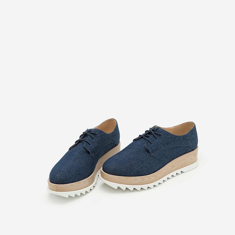 Giày Sneaker SNK 0005 – Màu Xanh Navy