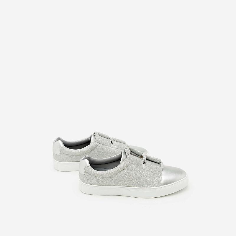 Giày Sneaker SNK 0004 – Màu Bạc
